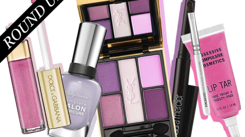 In Love With Lilac: Our Favorite Beauty Products In Spring's Hottest Color | StyleCaster