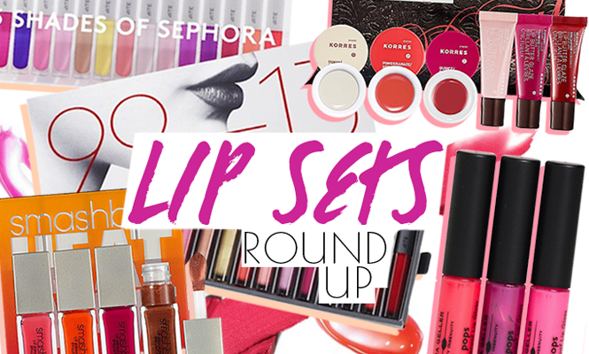 The Best Lipstick and Lip Gloss Sets For Every Budget