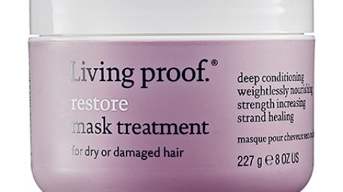 The One Thing: Living Proof Restore Mask Treatment | StyleCaster