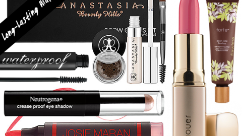 Long-Lasting Makeup for All Those Holiday Parties   StyleCaster