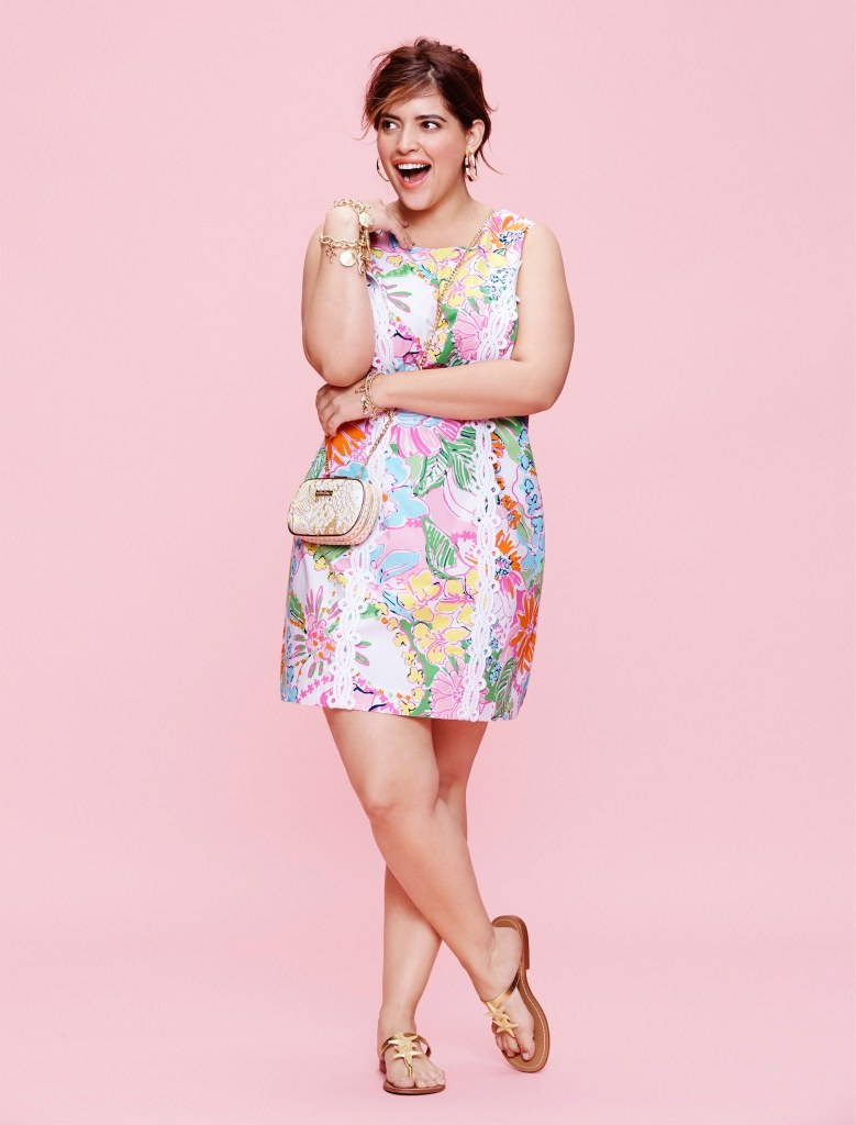 target lilly pulitzer plus size