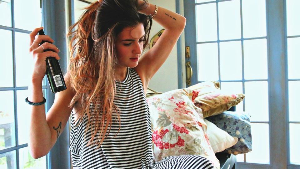 How to Keep Ombré Hair Healthy with Blogger On The Racks | StyleCaster
