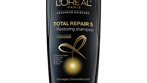 Cheap Trick: L'Oreal Total Repair 5 Restoring Shampoo and Conditioner   StyleCaster