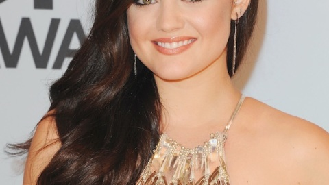 Get Lucy Hale's Smokey Eye Look From the CMA Awards   StyleCaster