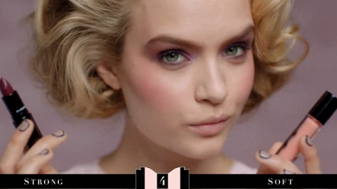 EXCLUSIVE: MAC Cosmetics Releases Interactive Holiday Collection Video   StyleCaster