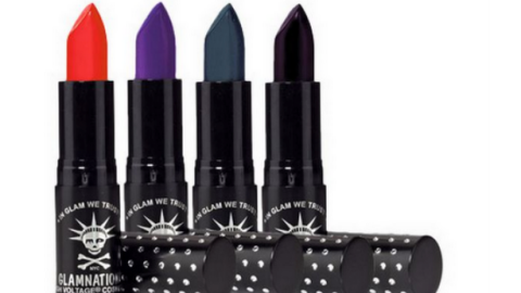 Manic Panic Introducing Lipstick: See the Colors | StyleCaster