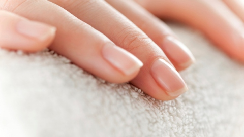 Make Your Nails Look Great Sans Polish | StyleCaster