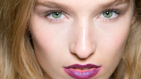 The Metallic Purple Lip From Marchesa You Can Wear Right Now | StyleCaster