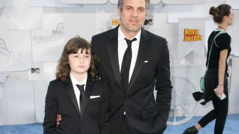 Check Out Mark Ruffalo's Daughter's Tux | StyleCaster