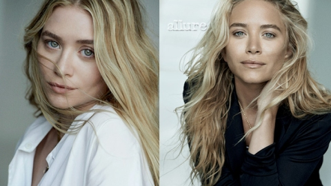 Mary-Kate and Ashley Cover Allure, Talk Biggest Beauty Regrets | StyleCaster