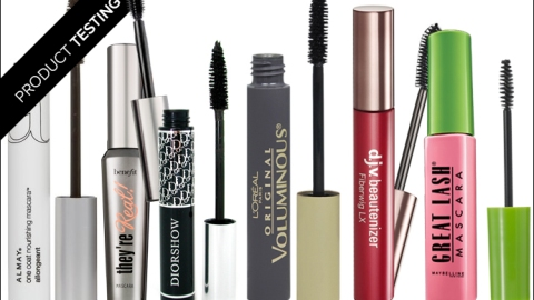 Product Testing: Find Out Which Mascaras Really Work | StyleCaster