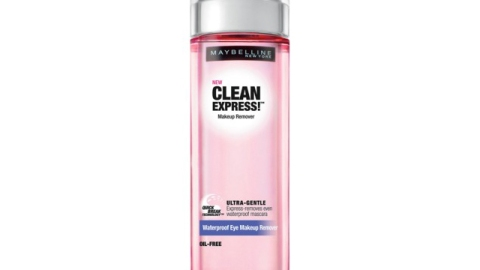 Cheap Trick: Maybelline Clean Express! Waterproof Eye Makeup Remover   StyleCaster