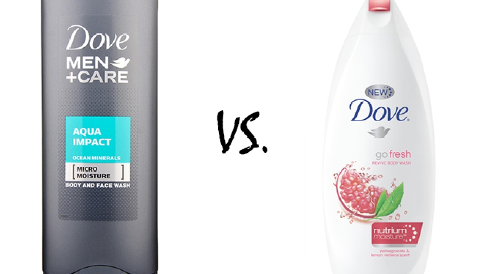 What S The Difference Between Women S And Men S Products Stylecaster