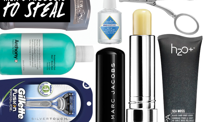 10 Grooming Staples to Borrow (Or Steal) From Your Boyfriend