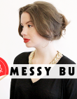 Holiday Hair Ideas: Get This Messy Bun in 4 Easy Steps
