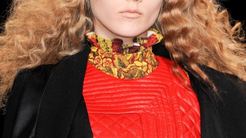 10 of the Best Beauty Looks From Milan Fashion Week 2013 | StyleCaster
