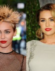 Miley Cyrus's Hair: We Rank the Good, the Bad, and the Spikey