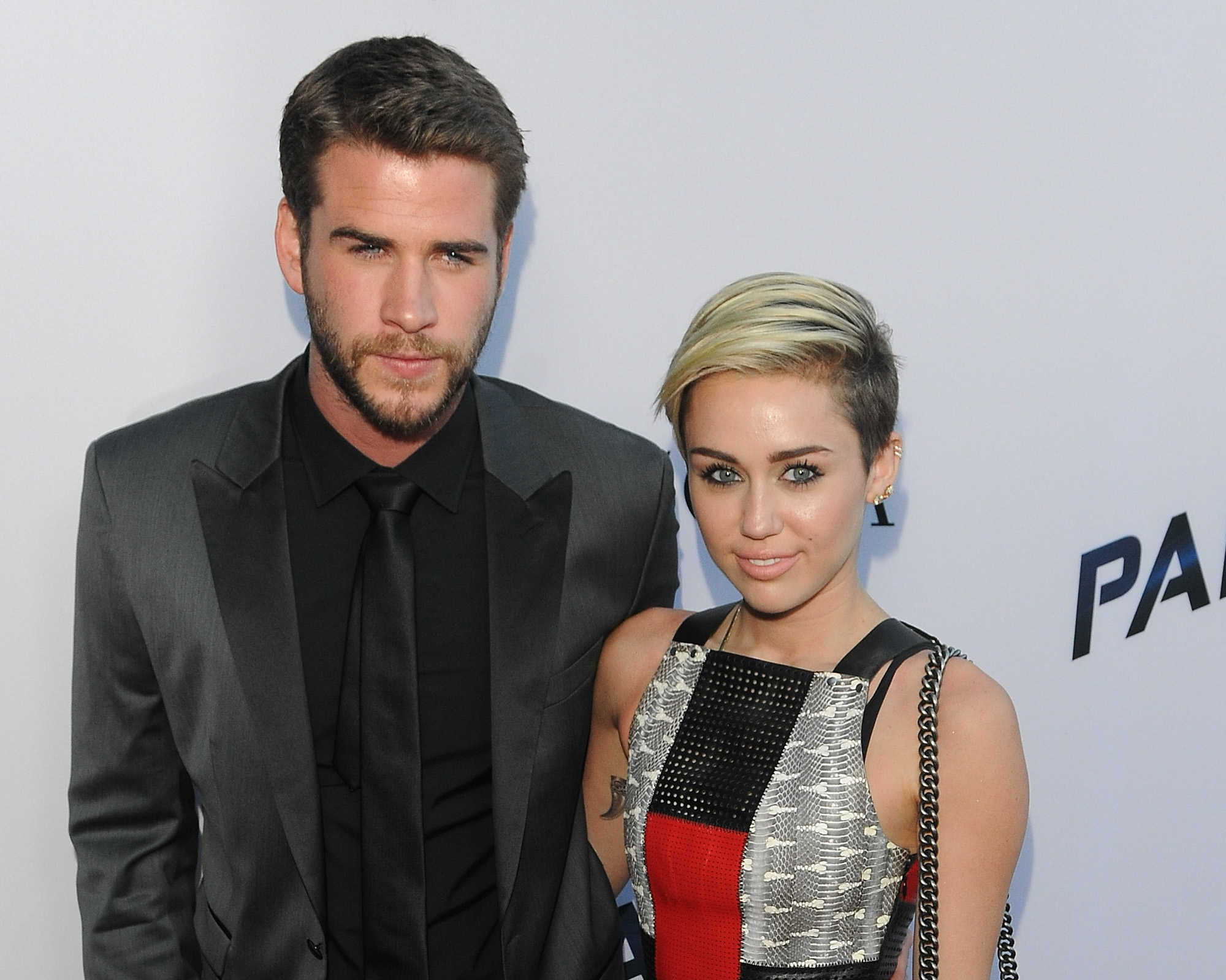Together liam miley and Miley Cyrus'
