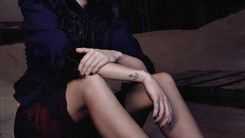 What's Missing From Miley Cyrus' Marc Jacobs Ad | StyleCaster