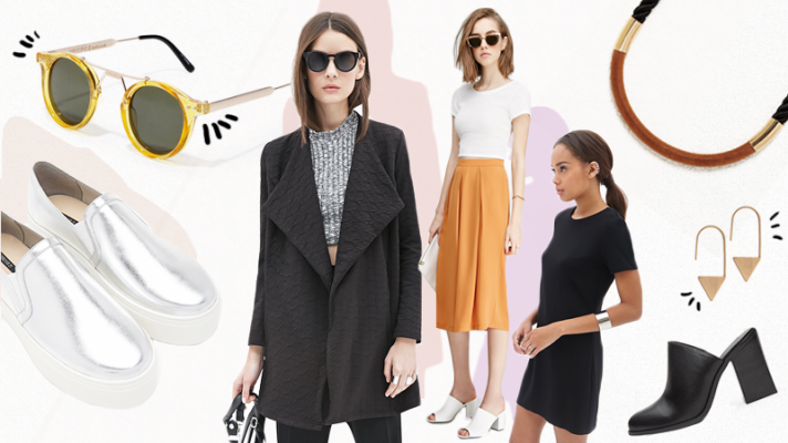You're Going to Want EVERYTHING From Forever 21's New 'Minimalist' Section—40 Pieces That Prove It