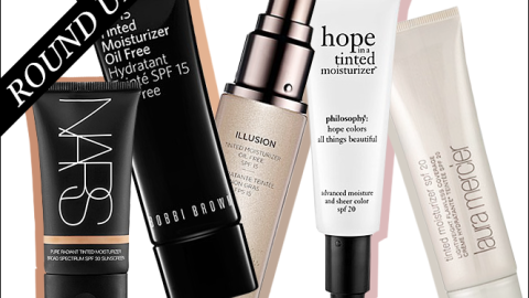 Fake a Winter Glow with These Tinted Moisturizers | StyleCaster