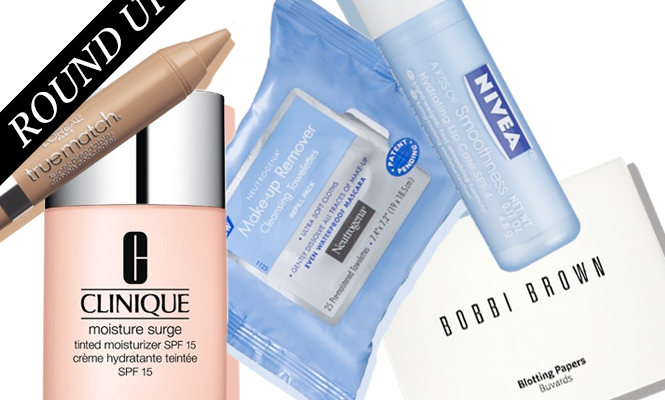 The Only 10 Beauty Products You'll Ever Need in Your Makeup Bag