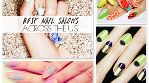 The Best Nail Salons Across the U.S. | StyleCaster