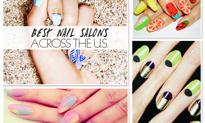 The Best Nail Salons Across the U.S.