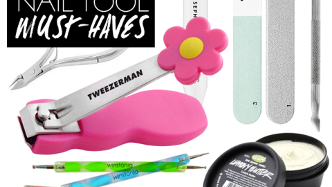 Nail Tools To Make Your Home Manicure a Little Easier | StyleCaster