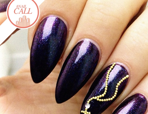 Tuesday's #NailCall: Spring Color Combinations and Tons of Sparkle