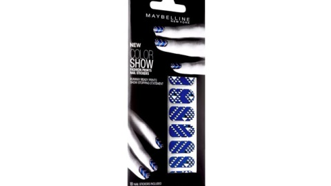 Beauty High's Daily Top 10: Maybelline Launches Nail Stickers, LiLo Dyes Hair, More | StyleCaster