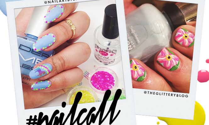 Tuesday's #NailCall: Nothing But Blue Skies