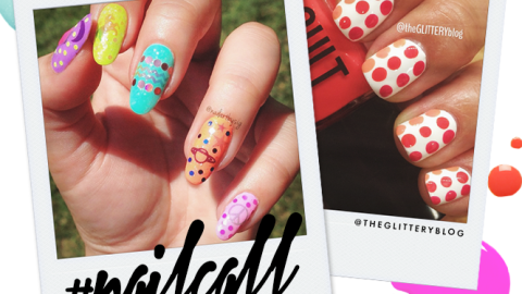 Tuesday's #NailCall: Summer Nail Art With Watermelons, Polka Dots and More   StyleCaster