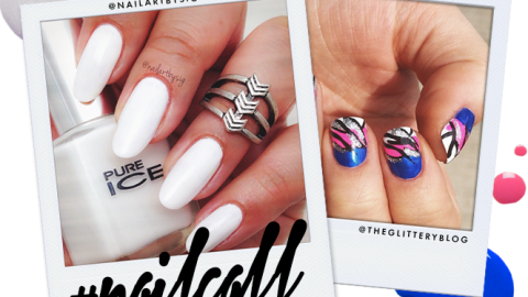 Tuesday's #NailCall: Black, White, and Everything In Between | StyleCaster