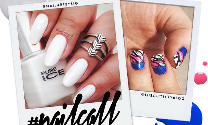 Tuesday's #NailCall: Black, White, and Everything In Between