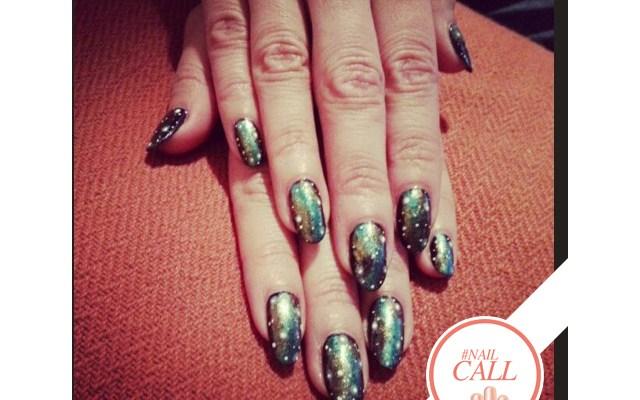 Tuesday's #NailCall: Galaxy Nails, Cupcakes and More