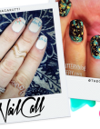 Tuesday's #NailCall: DIY Nail Art Never Goes Out Of Style