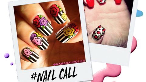 Tuesday's #NailCall: Lust-Worthy Lacquers and Stiletto Nails | StyleCaster