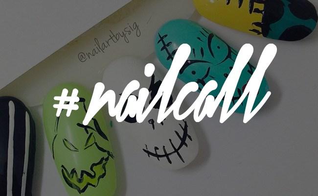 Tuesday's #NailCall: Halloween Art and Fall Polishes