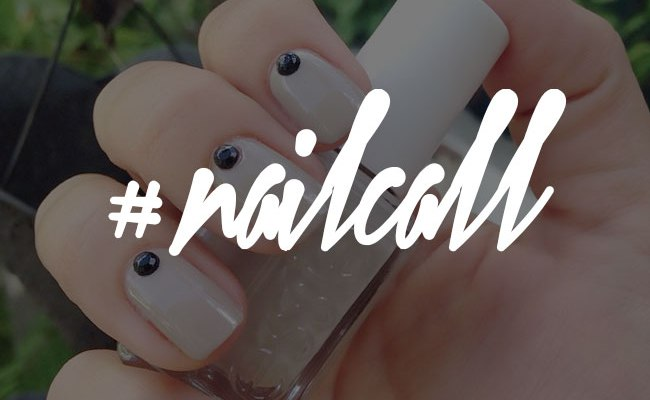 Tuesday's #NailCall: Bold Accents