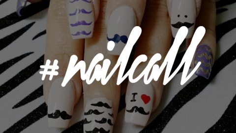 Graphic Manicures You've Got to Try   StyleCaster