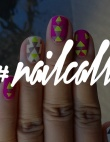 You Need to See These Graphic Nail Designs