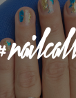 Gold Accents to Add to Your Mani