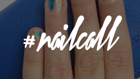 Gold Accents to Add to Your Mani | StyleCaster