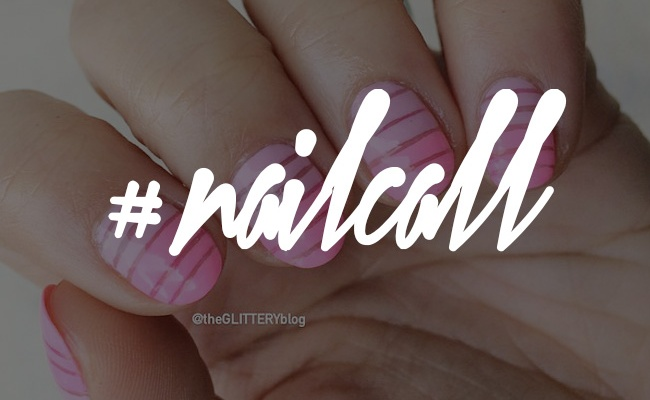 Tuesday's #NailCall: Pretty in Pink
