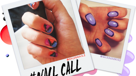 Tuesday's #NailCall: The Halloween Tribute | StyleCaster