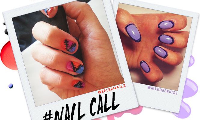 Tuesday's #NailCall: The Halloween Tribute