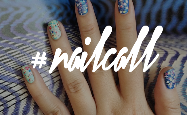 Tuesday's #NailCall: Bold, Bright, and Textured Manis That Can't Be Missed