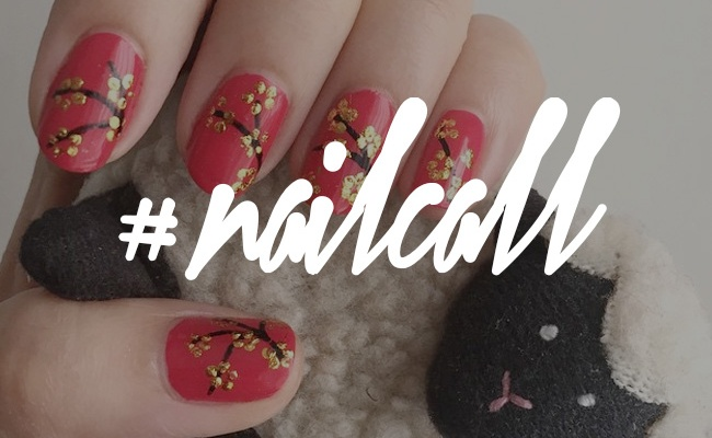 Tuesday's #NailCall: Tiny Prints to Paint