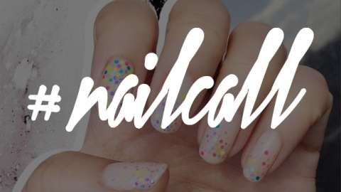 Multicolored Manicures That Scream Springtime | StyleCaster